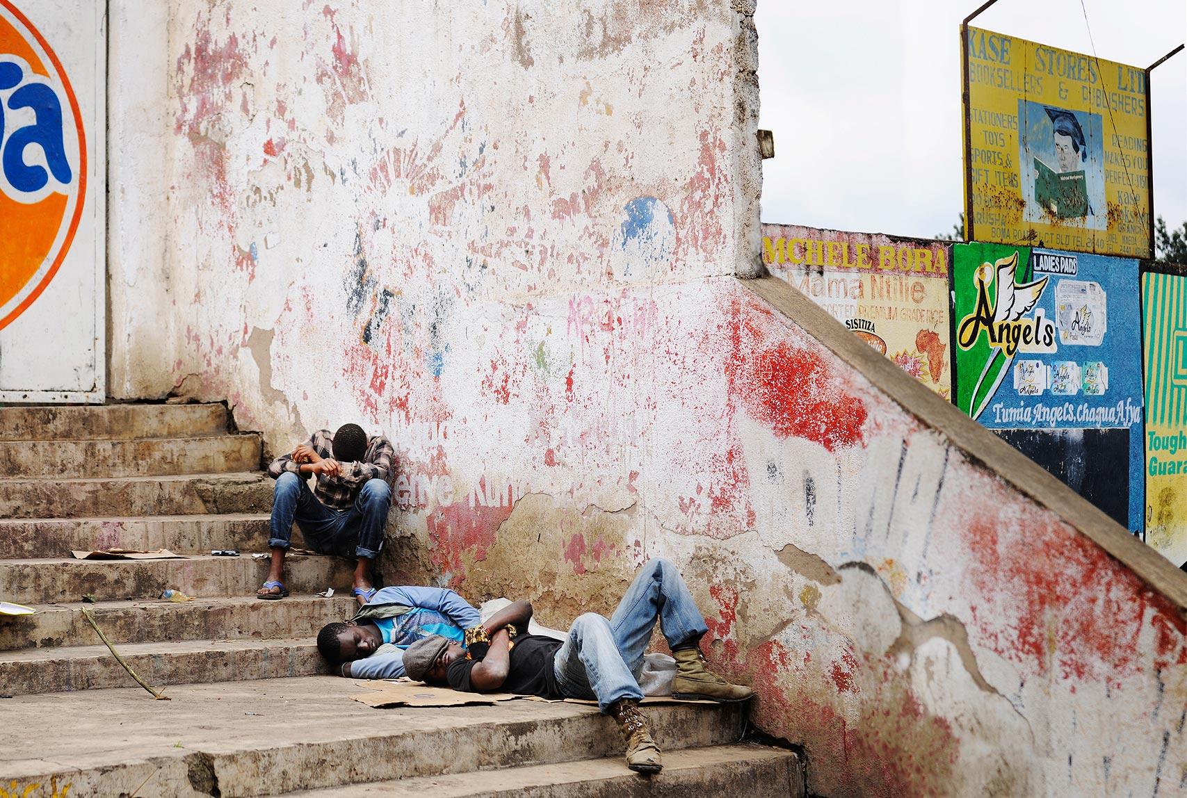 Citysleepers, Arusha, Tanzania>2013