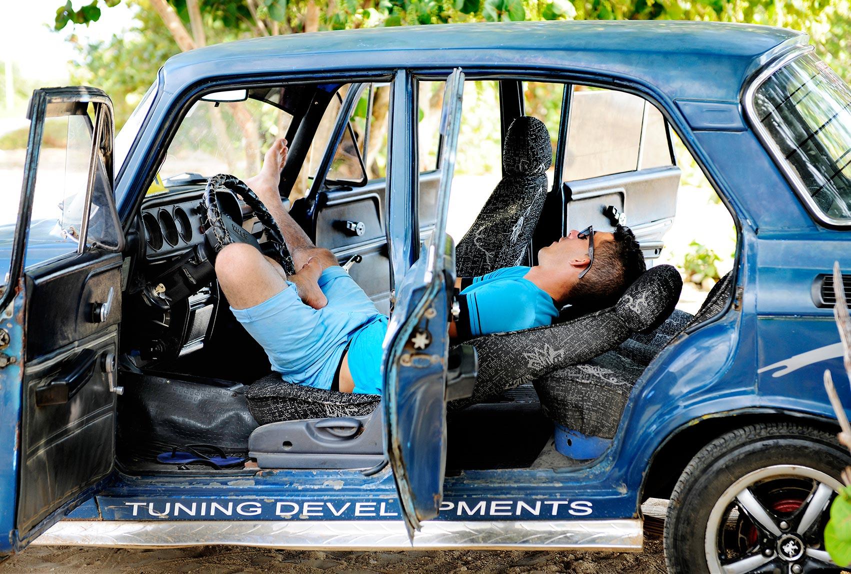 110101 Citysleepers, Trinidad, Cuba>2014