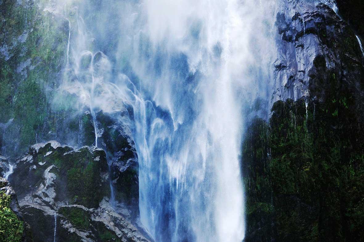 Milford Sound, New Zealand>2016