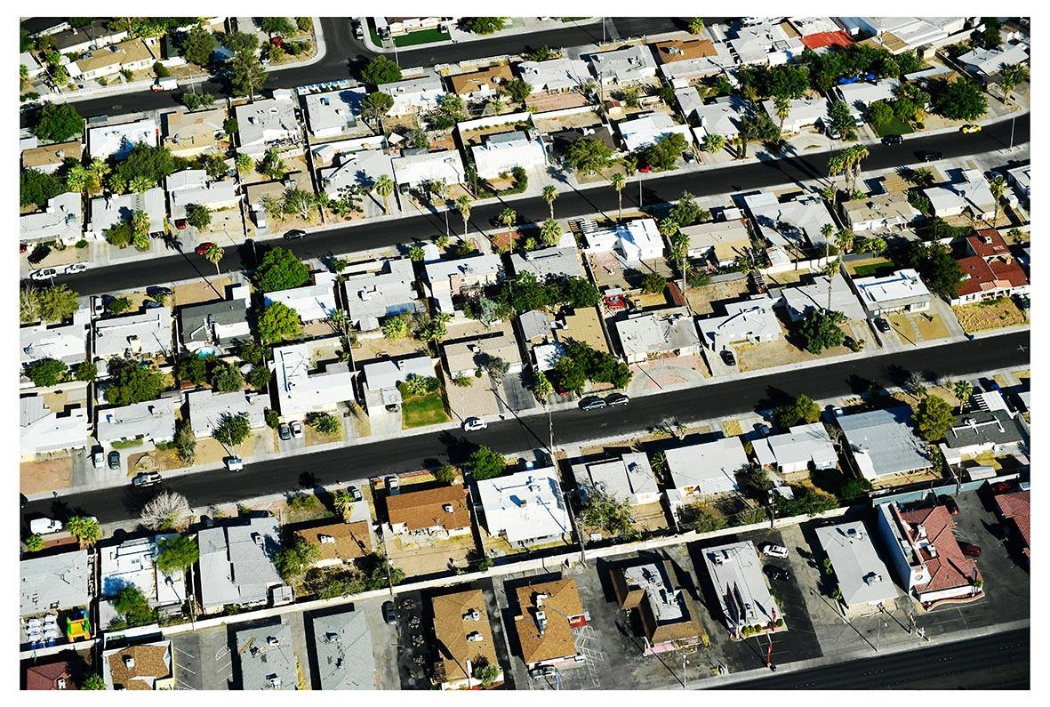 Drone, Las Vegas