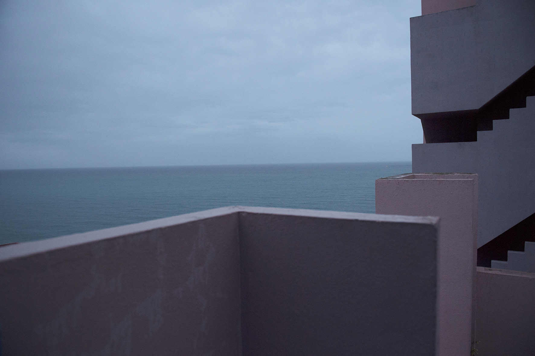 116505 Calpe, La Muralla Roja, Spain>March 2018