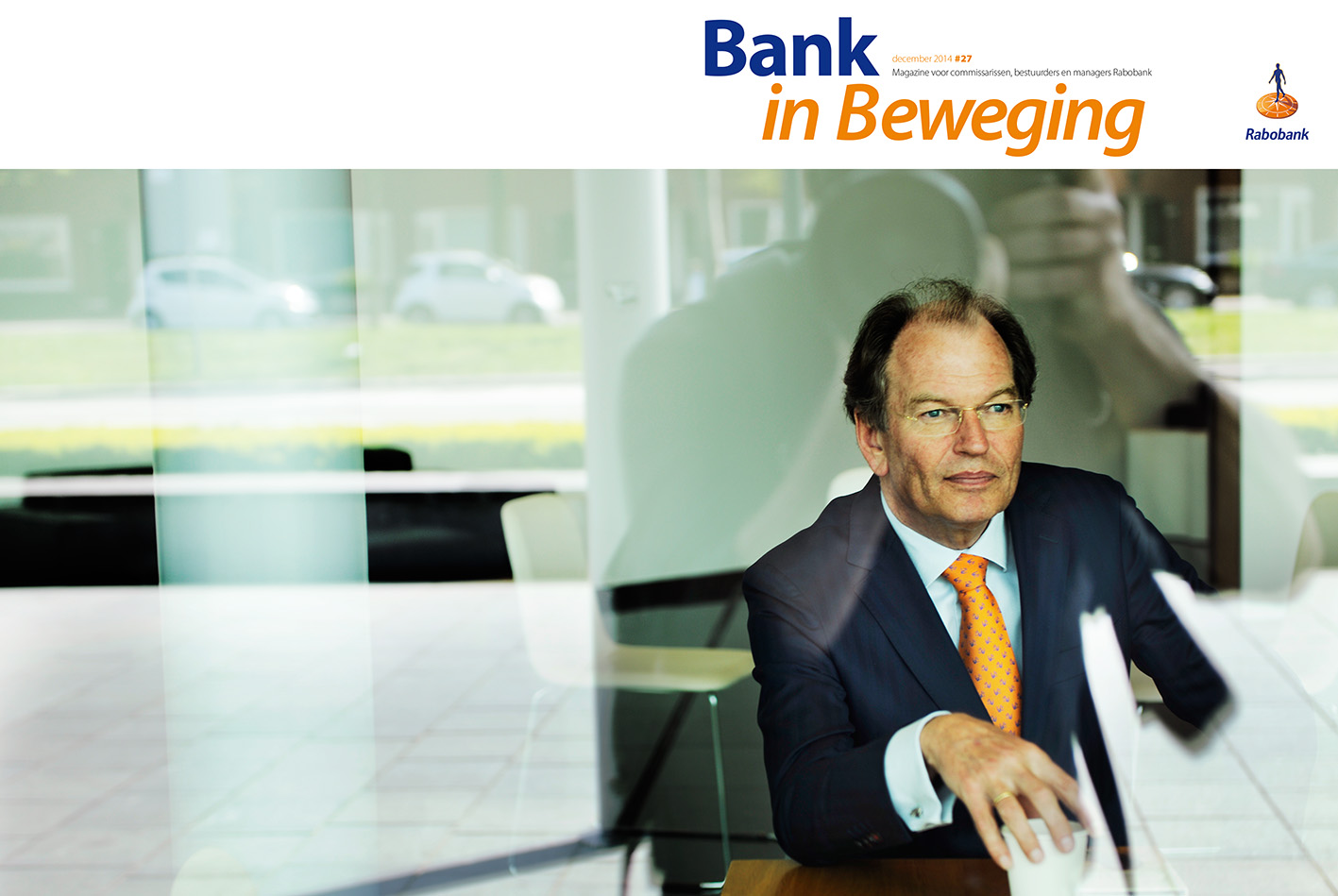 Ralph Dekker, Bank in Beweging>2015