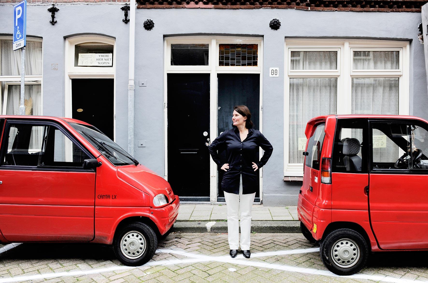 Anja Huntjes, Ymere Werkt>2014