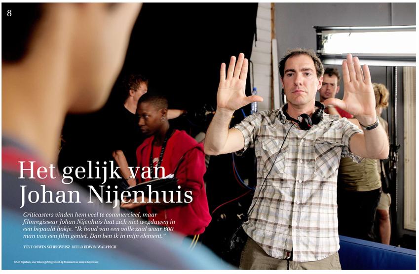 Johan Nijenhuis, director>2009