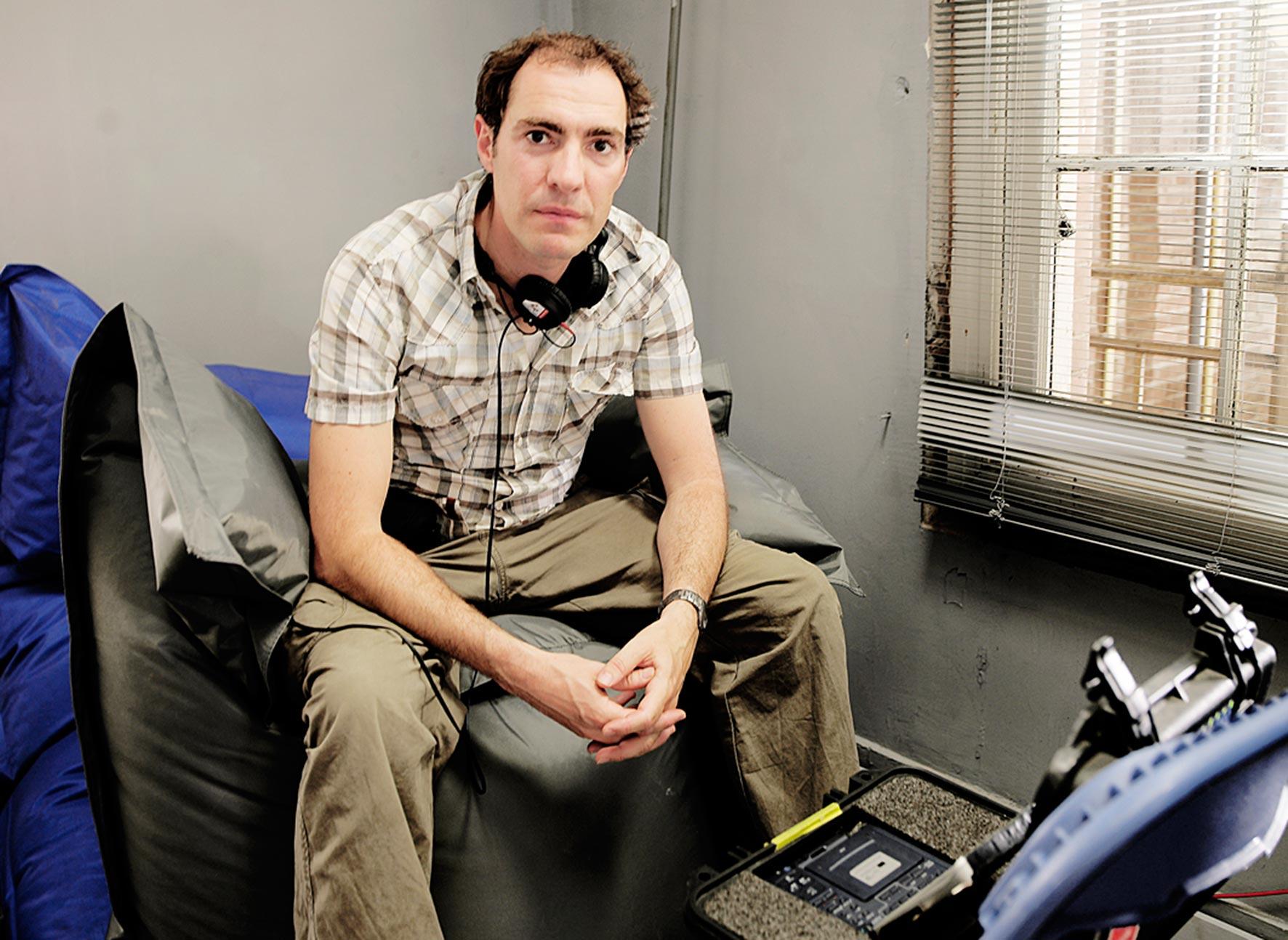 121801 Johan Nijenhuis, director>2009