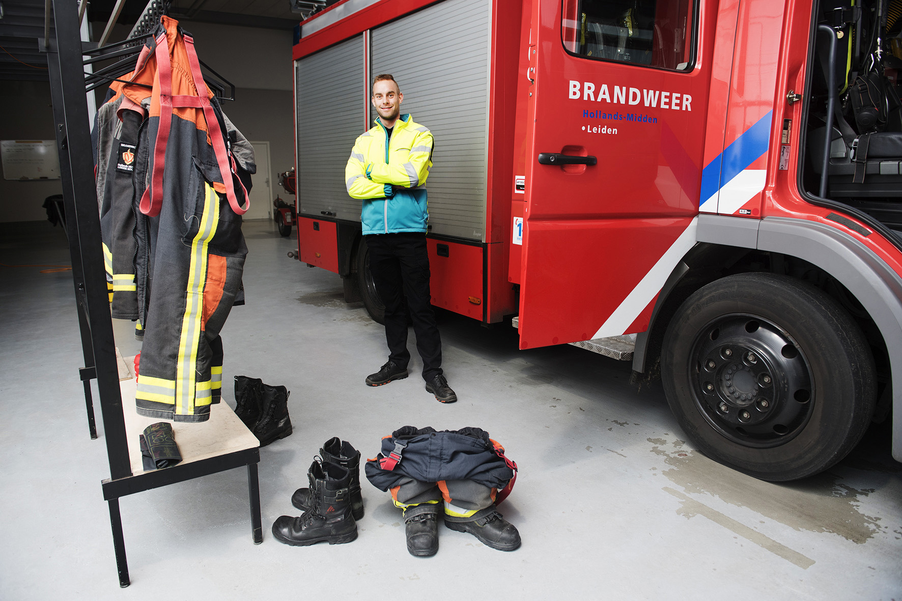 Ambulancedienst RAV HM, portrait for annual>2018