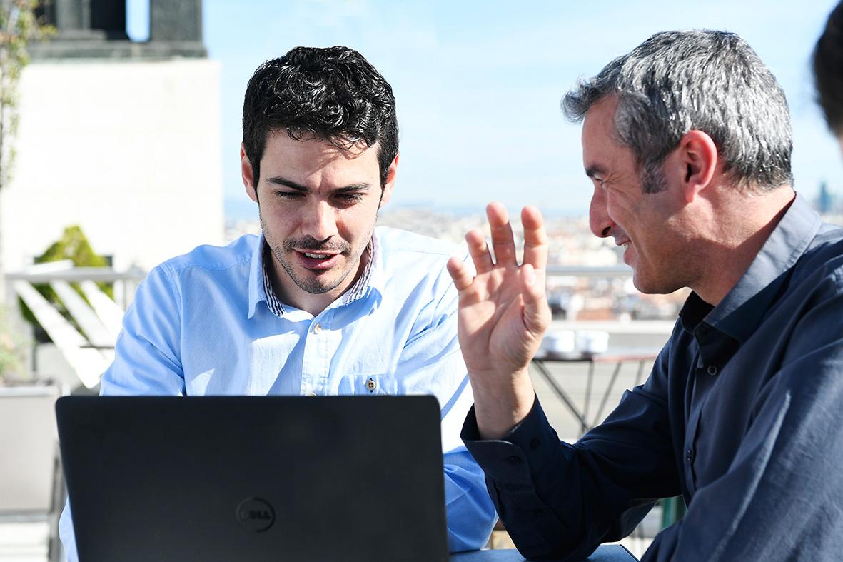 Rabobank International, online campaign, Madrid 2017