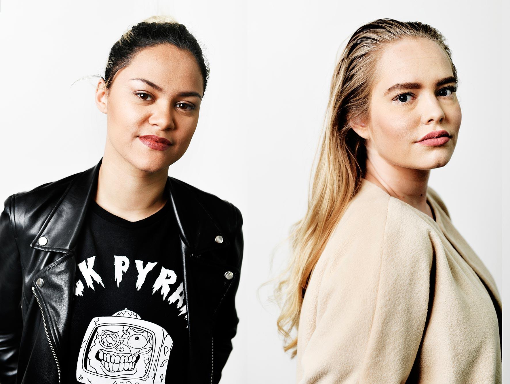 Roxan en Nicole, Noordhoff Uitgevers>2016