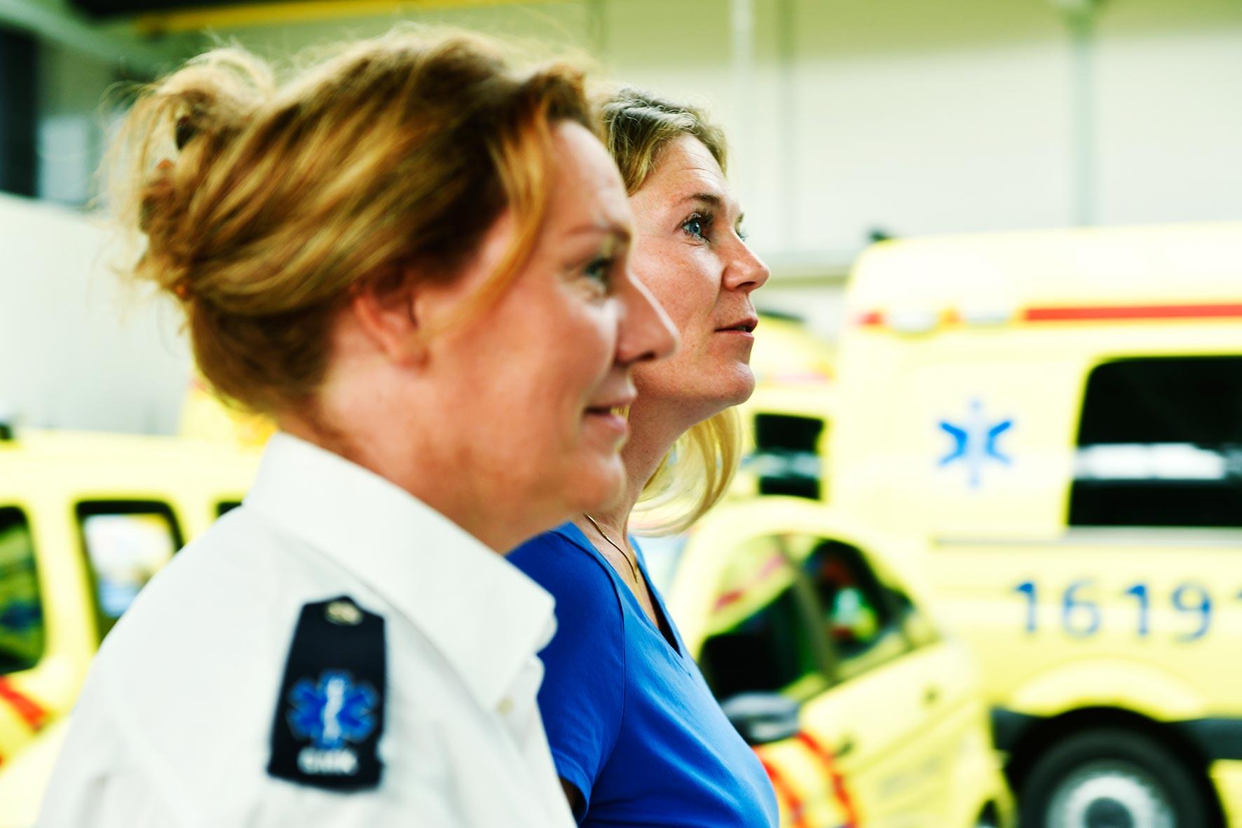 156011 Werken bij de Ambulancedienst, recruitment campaign>2016