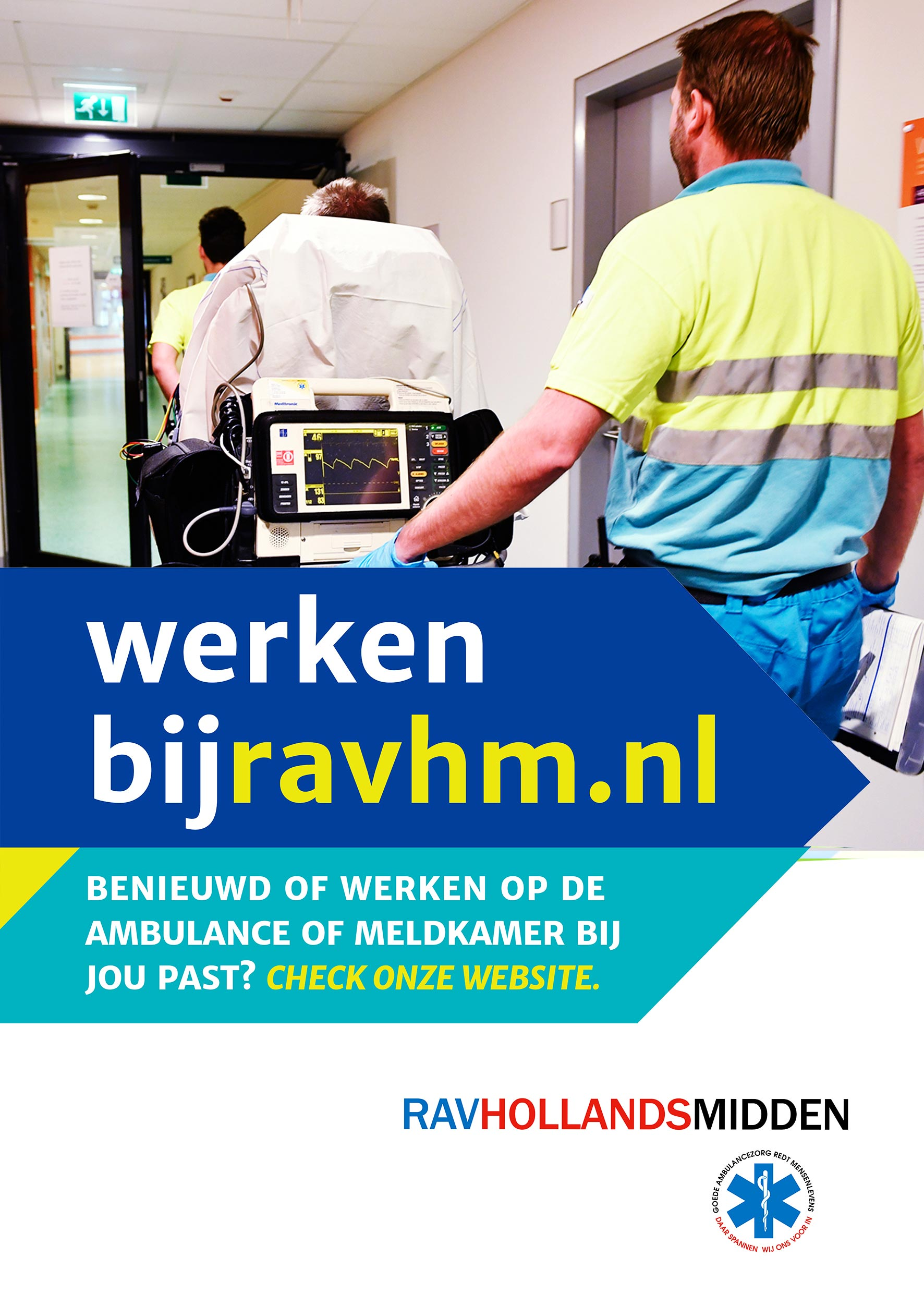 RAVNH Ambulancedienst, recruitment>2016