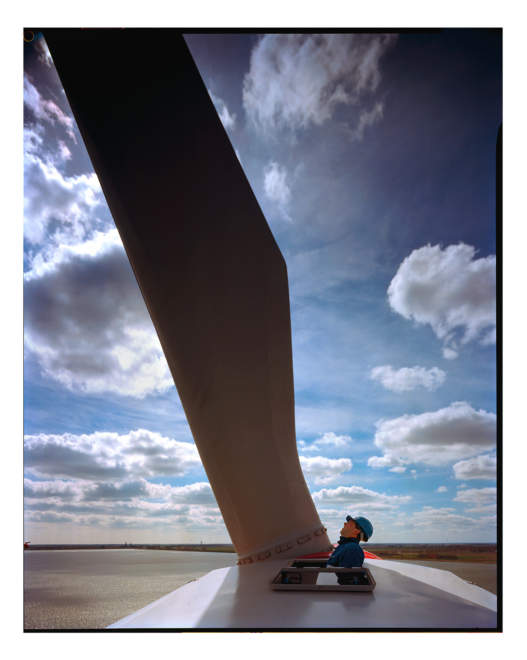 'De Westenwind'. First prize, ABC Fotojaarprijs, 1998